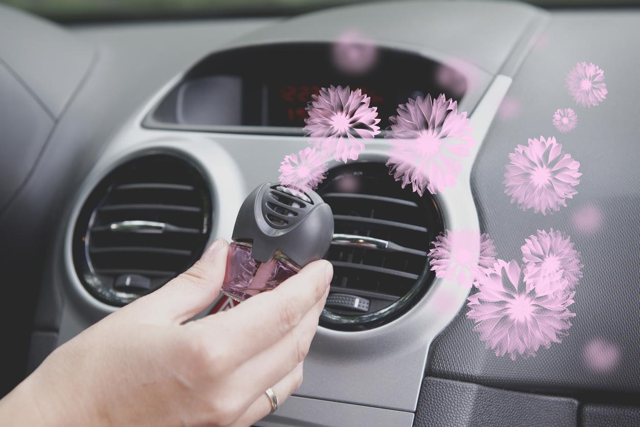 profumi per auto